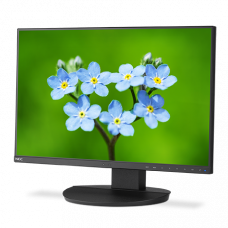 NEC 22,5'' EA231WU LCD Bk/Bk ( IPS; 16:10; 250cd/m2; 1000:1; 6 ms; 1920x1200; 178/178;  D-sub; DVI-D; HDMI; DP; USB; HAS 150mm; Tilt; Swiv 170/170; Pivot; Spk 2х1W )