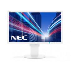 """NEC 23"""" EA234WMi LCD S/Wh ( IPS; 16:9; 250cd/m2; 1000:1; 6 ms; 1920x1080; 178/178;  D-sub; DVI-D; HDMI; DP; USB; HAS 130mm; Tilt; Swiv 170/170; Pivot; Human Sensor; Spk 2х1W )"""