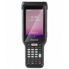Honeywell EDA61K, numeric Keypad, WLAN, 3G/32G, EX20 scan engine, 4'LCD WVGA, ,No camera,  Andriod P GMS, Extend battery, warm swap, SCP prelicensed,Rest of world - EDA61K-0NUB34PERK