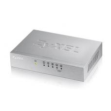 Zyxel ES-105A Пятипортовый коммутатор Fast Ethernet с двумя приоритетными портами