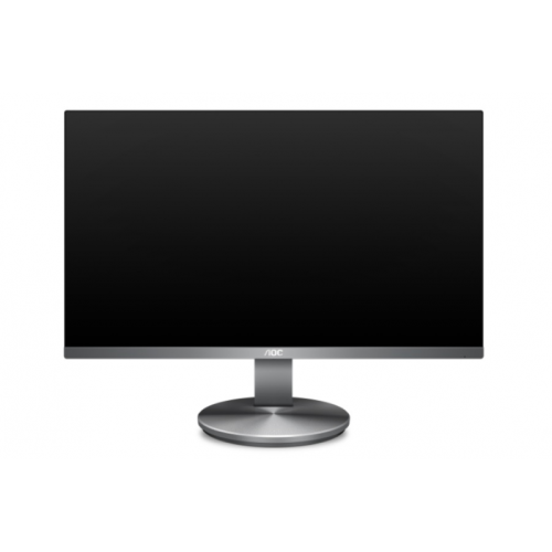 "27"" AOC I2790VQ/BT 1920x1080 IPS LED 16:9 4ms D-Sub HDMI DP 20M:1 178/178 250cd Speakers HAS Silver/Black"