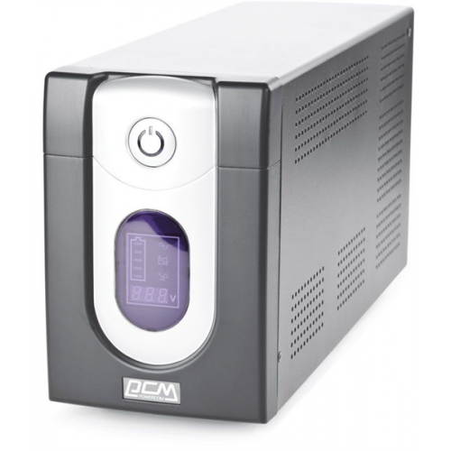 Powercom Back-UPS IMPERIAL, Line-Interactive, 3000VA/1800W, Tower, IEC, LCD, USB