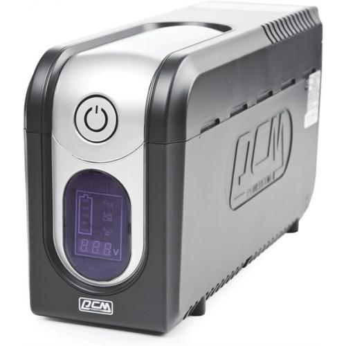 Powercom Back-UPS IMPERIAL, Line-Interactive, 525VA/315W, Tower, IEC, LCD, USB