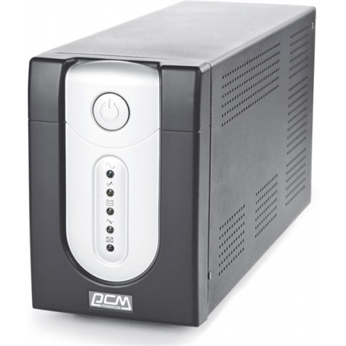 Powercom Back-UPS IMPERIAL, Line-Interactive, 1200VA/720W, Tower, IEC, USB