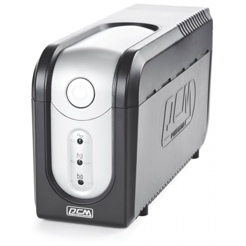 Powercom Back-UPS IMPERIAL, Line-Interactive, 625VA/375W, Tower, IEC, USB