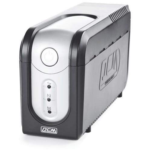 Powercom Back-UPS IMPERIAL, Line-Interactive, 825VA/495W, Tower, IEC, USB