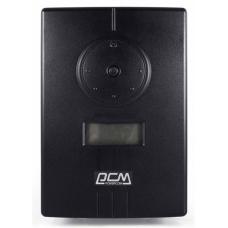 Powercom Infinity, Line-Interactive, 1100VA/750W, Tower, Schuko, USB, подкл. доп. батарей