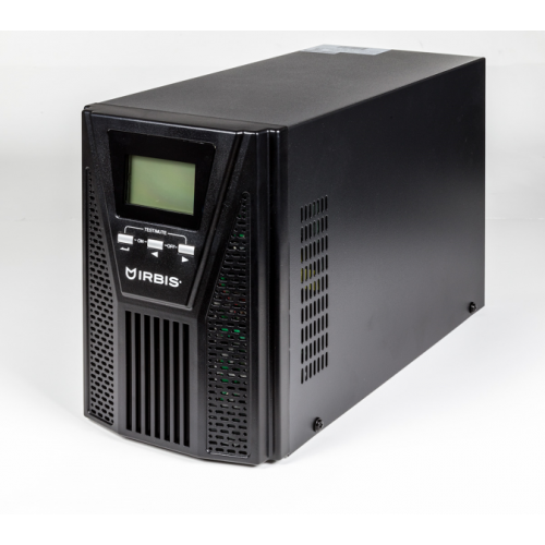 IRBIS UPS Online  1000VA/900W, LCD, 2xSchuko outlets, USB, RS232, SNMP Slot, Tower