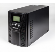 IRBIS UPS Online  1000VA/900W, LCD,  3xC13 outlets, USB, RS232, SNMP Slot, Tower