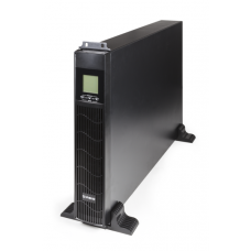 IRBIS UPS Online  2000VA/1800W, LCD,  8xC13 outlets, USB, RS232, SNMP Slot, Rack mount/Tower