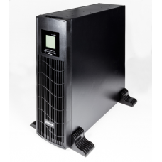 IRBIS UPS Optimal  1500VA/1200W, LCD, 6xC13 outlets, USB, SNMP Slot, Rack mount/Tower