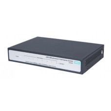 HPE 1420 8G Switch (8 ports 10/100/1000, unmanaged, fanless)(repl. for J9661A)
