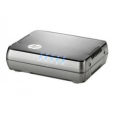 HPE 1405 5G v3 Switch (5 ports 10/100/1000, Unmanaged, fanless, desktop) (repl. for J9791A,J9792A)
