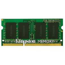 Kingston DDR-III 2GB (PC3-10600) 1333MHz SO-DIMM - KVR13S9S6/2