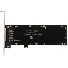 LSI BBU-BRACKET-05 панель для установки BBU07, BBU08, BBU09, CVM01, CVM02 в PCI-слот, для контроллеров серий MegaRAID 9260, 9271, 9360 (LSI00291 / L5-25376-00 )