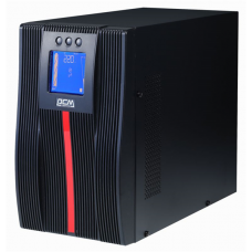 Powercom MACAN, On-Line, 3000VA/3000W, Tower, IEC, Serial+USB, SNMP Slot