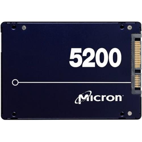 """Micron 5200MAX 1920GB SATA 2.5"""" SSD Enterprise Solid State Drive"""