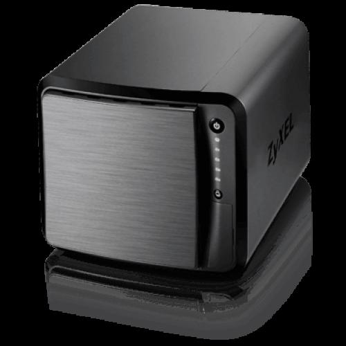 Zyxel NAS542 4-дисковая система хранения данных NAS