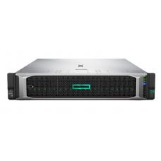 Proliant DL380 Gen10 Silver 4214 Rack(2U)/Xeon12C 2.2GHz(17MB)/1x16GbR2D_2933/P816i-aFBWC(4Gb/RAID 0/1/10/5/50/6/60)/noHDD(12up)LFF/noDVD/iLOstd/6HPFans/4x1GbEth/EasyRK+CMA/1x800wPlat(2up)