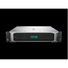 Proliant DL380 Gen10 Bronze 3204 Rack(2U)/Xeon6C 1.9GHz(8,25MB)/1x16GbR2D_2933/S100i(ZM/RAID 0/1/10/5)/noHDD(8)LFF/noDVD/iLOstd/6HPFans/4x1GbEthFLR/EasyRK/1x500w(2up) analog 868709-B21