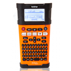 PT-E300VP TZE/HSE 3,5/6/9/12/18 mm, 20 mm/sec, cutter, LCD, handheld, case, PSU, battery