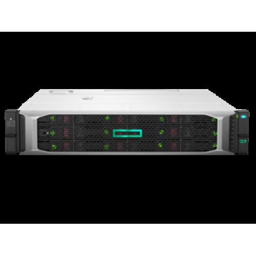 HP D3610 LFF 12Gb SAS Disk Enclosure (2U; up to 12x SAS/SATA drives (Gen8/9/10), 2xI/O module, 2xfans and RPS, 2x0,5m HD Mini-SAS cables) for gen10 server
