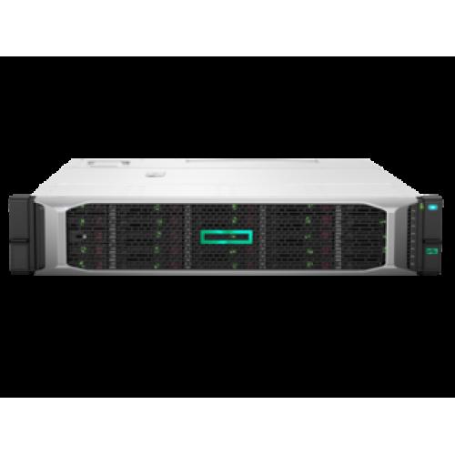 HP D3710 SFF 12Gb SAS Disk Enclosure (2U; up to 25x SAS/SATA drives (Gen8/9/10), 2xI/O module, 2xfans and RPS, 2x0,5m HD Mini-SAS cables) for gen10 server