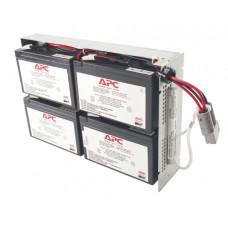 Батареи Battery replacement kit for  SUA1000RMI2U, SU1000RM2U, SU1000RMI2U (сборка из 4 батарей в металлическом поддоне) - RBC23