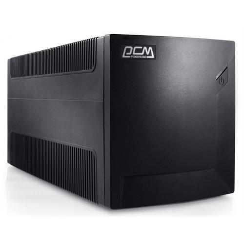 Powercom Raptor, OffLine, 1025VA/615W, Tower, IEC, USB