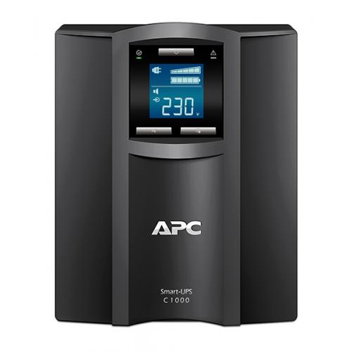 ИБП Smart-UPS C 1000VA/600W, 230V, Line-Interactive, LCD (REP.SC1000I) - SMC1000I