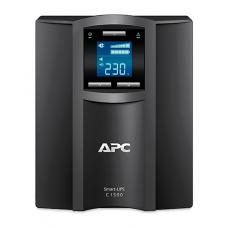 ИБП Smart-UPS C 1500VA/900W, 230V, Line-Interactive, LCD (REP.SC1500I) - SMC1500I