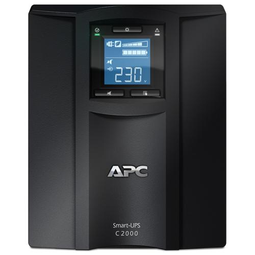 ИБП Smart-UPS C 2000VA/1300W, 230V, Line-Interactive, LCD - SMC2000I