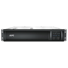 ИБП APC Smart-UPS 750VA/500W, RM 2U, Line-Interactive, LCD, Out: 220-240V 4xC13 (2-Switched), SmartSlot, USB, HS User Replaceable Bat, Black, 3(2) y.war.(REP: SUA750RMI1U, SUA750RMI2U) - SMT750RMI2U