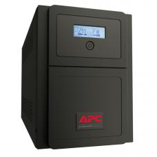 APC Easy UPS SMV 1500VA/1050W, Line-Interactive, 220-240V 6xIEC C13, SNMP slot, USB, 2 y. war. - SMV1500CAI