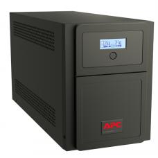 APC Easy UPS SMV 3000VA/2100W, Line-Interactive, 220-240V 6xIEC C13, SNMP slot, USB, 2 y. war. - SMV3000CAI