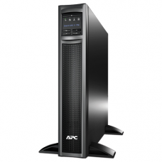 ИБП APC Smart-UPS X 750VA/600W, Tower/RM 2U, Ext. Runtime, Line-Interactive, LCD, Out: 220-240V 8xC13 (1-gr. switched) , SmartSlot, USB, COM, EPO, HS User Replaceable Bat, Black, 3(2) y.war.(REP: SUA750XL - SMX750I