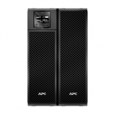 ИБП APC Smart-UPS SRT, 10000VA/10000W, On-Line, Extended-run, Black, Tower (Rack 6U convertible), Pre-Inst. Web/SNMP, with PC Business - SRT10KXLI