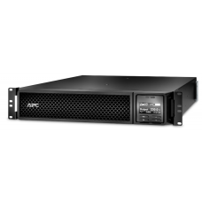 APC Smart-UPS SRT, 1500VA/1500W, On-Line, Extended-run, Black, Rack 2U (Tower convertible), Black - SRT1500RMXLI