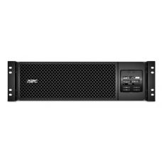 ИБП APC Smart-UPS SRT RM, 5000VA/4500W, On-Line, Extended-run, Rack 3U (Tower convertible), Pre-Inst. Web/SNMP, with PC Business, Black - SRT5KRMXLI
