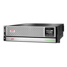 ИБП APC Smart-UPS SRT Li-Ion RM, 1500VA/1350W, On-line,  Extended-run, Rack 3U, LCD, USB, SmartSlot, 5 year warranty, Pre-Inst. Web/SNMP - SRTL1500RMXLI-NC