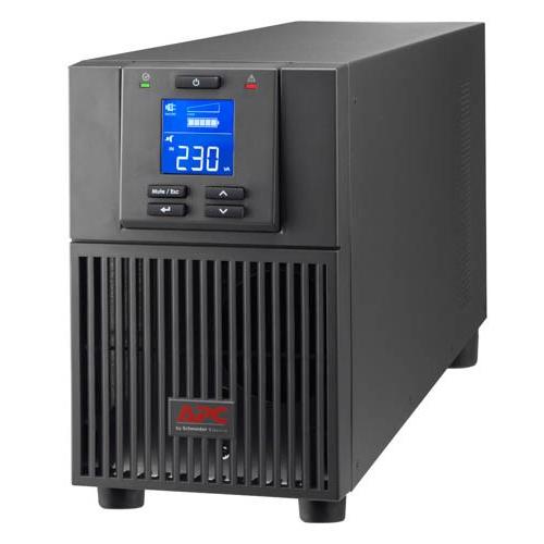APC Easy UPS SRV, 2000VA/1600W, On-Line, Tower, LCD, USB, SmartSlot,PowerChute, Black - SRV2KI