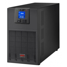 APC Easy UPS SRV, 3000VA/2400W, On-Line, Tower, LCD, USB, SmartSlot,PowerChute, Black - SRV3KI
