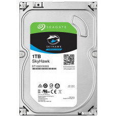 HDD SATA Seagate 1000Gb (1Tb),ST1000VX005, Skyhawk Guardian Surveillance, 5900 rpm, 64Mb buffer (аналог ST1000VX001)