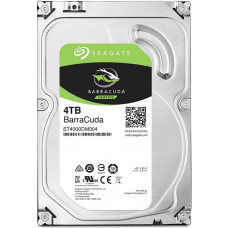 HDD SATA Seagate  4000Gb, ST4000DM004, Barracuda 5400 rpm, 256Mb buffer (аналог ST4000DM005)