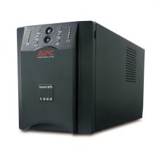 ИБП Smart-UPS 1000VA/800W, 230V, Extended Runtime, Line-Interactive, user repl. batt., SmartSlot, USB,  PowerChute, BLACK - SUA1000XLI