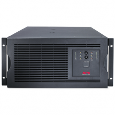 ИБП Smart-UPS 5000VA/4000W, 230V, Rackmount/Tower, 5U height, Line-interactive, Hot Sw. User Repl. Batt., SmartSlot, PowerChute - SUA5000RMI5U