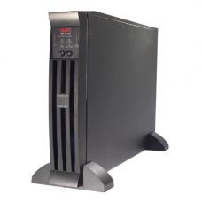 ИБП Smart-UPS XL, 3000VA/2850W, 230V, DB-9 RS-232, RJ-45 10/100 Base-T, USB, Extended runtimel, Rack Height 2U, Black - SUM3000RMXLI2U