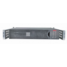 APC Smart-UPS RT RM 1000VA/700W, 230V, Extended Runtime, Rack 2U (Tower convertible), user repl. batt.,SmartSlot, PowerChute, BLACK, Pre-Inst. Web/SNMP - SURT1000RMXLI-NC