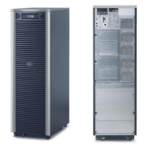 ИБП APC Symmetra LX 8.4kW/12kVA Scalable to 11.2kW/16kVA, Вх. 230V, 400V 3PH / Вых. 230V, DB-9 RS-232, Smart-Slot, N+1, Tower, Web/SNMP Manag. Card - SYA12K16IXR