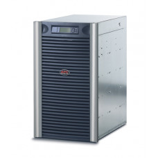 ИБП APC Symmetra LX 8.4W/12kVA Scalable to 11.2kW/16kVA, Вх. 230V, 400V 3PH / Вых. 230V, (8)C13, (10)C19, DB-9 RS-232, Smart-Slot, N+1, RackMount 19U, Web/SNMP Manag. Card - SYA12K16RMI